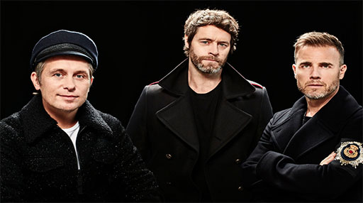 Take That | WMA Talent