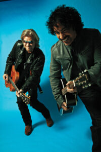 Daryl Hall & John Oates (credit: Mick Rock)